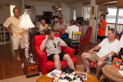 2012 Family Reunion (11 Jul 2012)