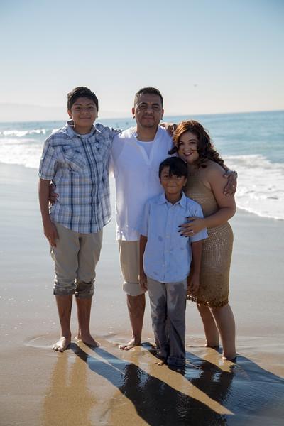 Reveles Family