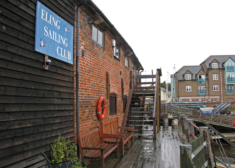 Somewhat changed but still the Sailing Club