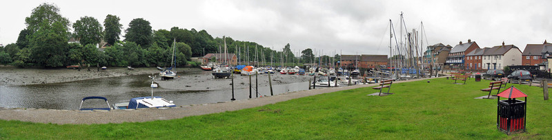 Eling Quay