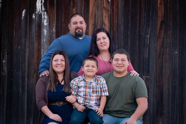 Reyes Family
