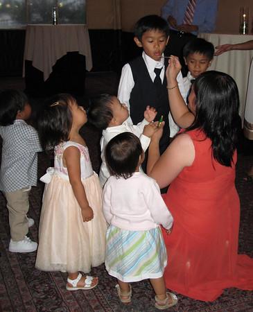ari's wedding