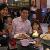 joe's birthday celebration @ the grand sukhumvit hotel