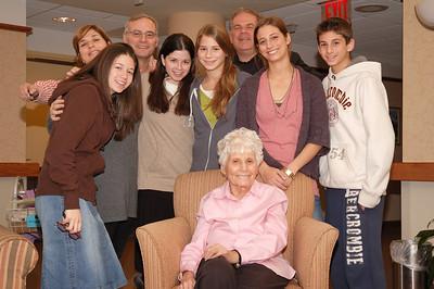 Rhoda Birnbaum's 81st Birthday 1/20/08