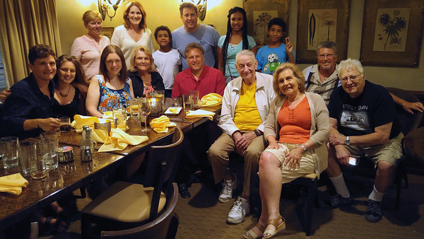 Rhoda and Mikes 60th Anniversary Weekend Celebration June 2016