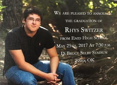 Rhys senior pictures 2017