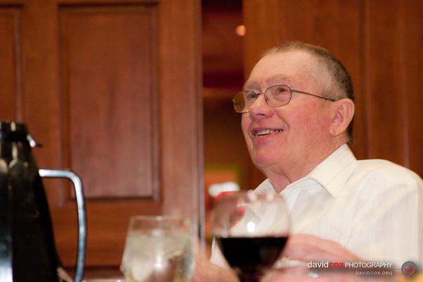 Rich Kinney 80th Birthday (February 2011)