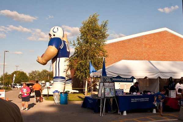 A Roadtrip to Colts Camp 2011