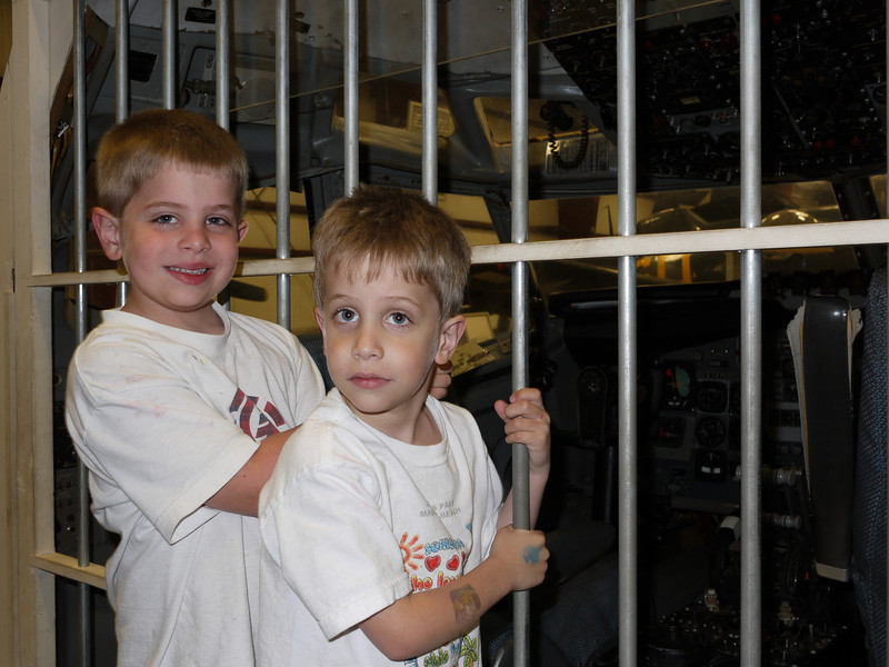 Alex (left) and Richie (right). Photo was taken at their home jail in Granby, Connecticut.  The boys were ages 5 when photographed in April 2010.  Once released, Alex wants to become a policeman and Richie dreams of being a fireman.  Prison has hardened these guys as reflected by the tattoos on Richie's arm and hand! Alex, has run the 'Longest Yard' for the prison's football team! ©2010 Thomas Stanziale. All rights reserved.