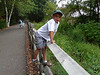 Rails to Trails Walk. August 15. Richie. ©2010 Thomas Stanziale. All rights reserved.