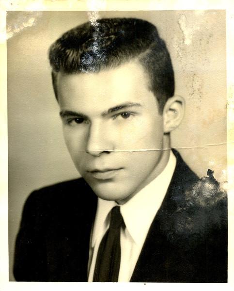 Richard E McIntire at graduation 1958 Prescott, Az changed name to Mynatt in 70s