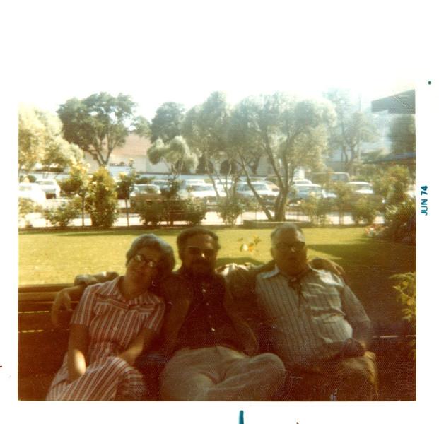 Mary, Richard and Bud