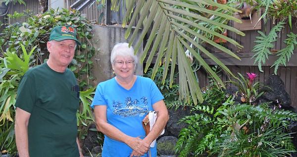 Richard & Mary visit to San Diego