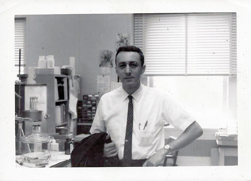 Armand - Harvard May 1962