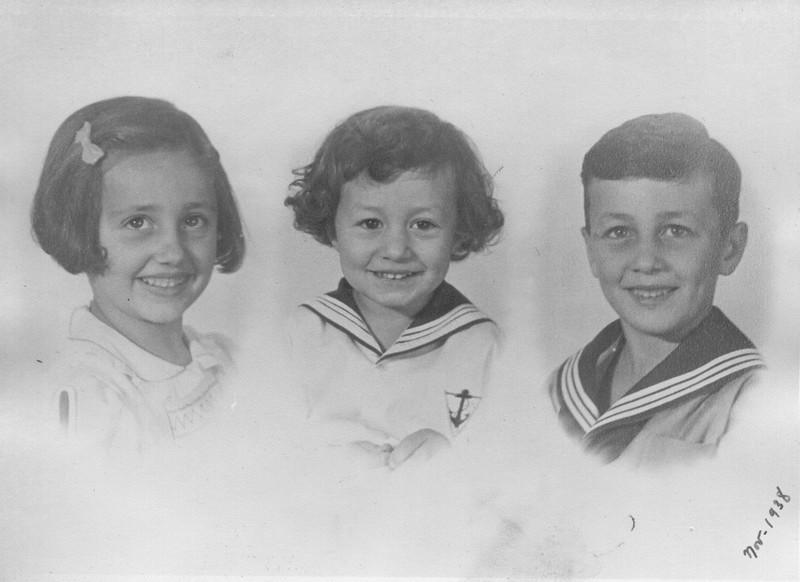 3 kids 1938