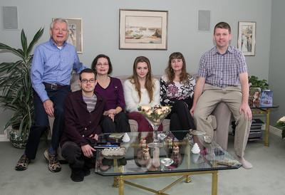 Julian, Jayce, Maggie, Lucy, Liz, Steve