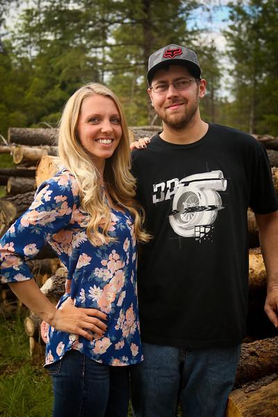 Richelle and Dan 2018