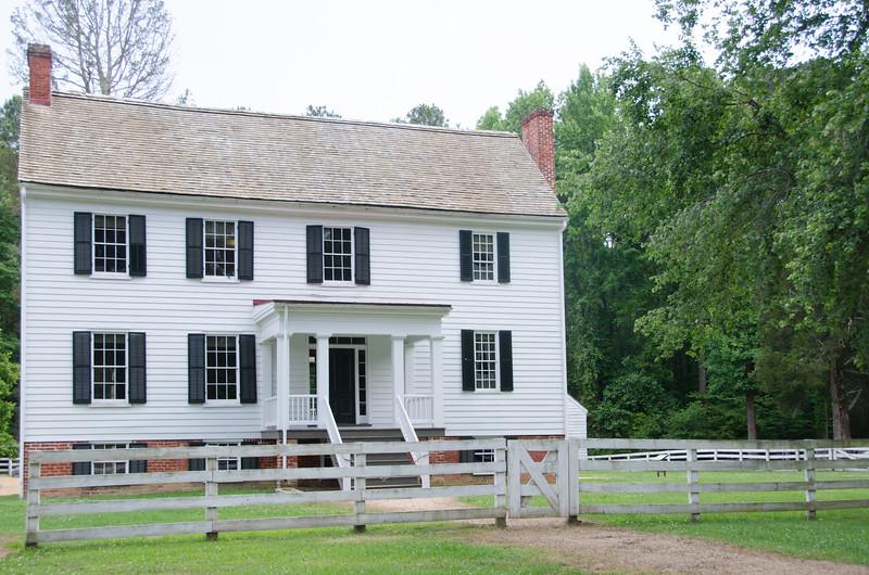 Tudor Hall Plantation