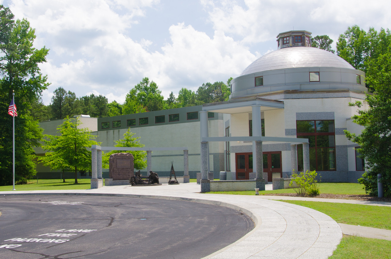 Pamplin Historical Park and the National Museum of the Civil War Soldier