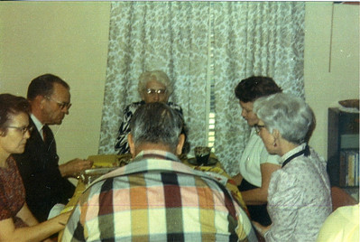 Thanksgiving in Wichita, KS (1968)
