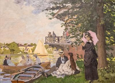 Monet on Display