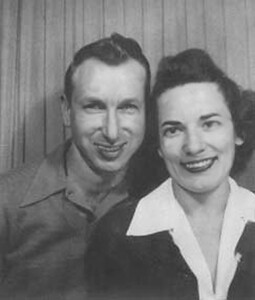 Ralph and Eva Nuckolls  Mom and Dad