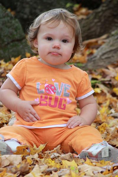 Riley October, 2009