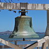 Angel Island's liberty bell