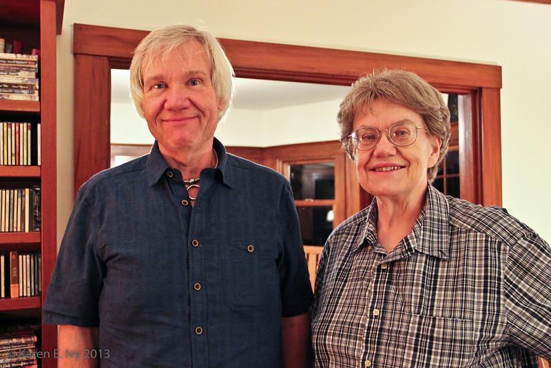 Jim and Sally