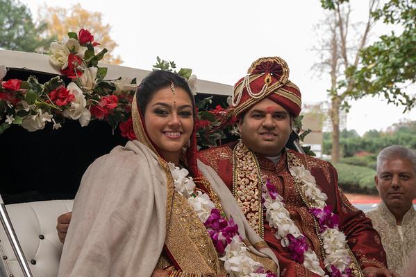 Rish & Sid Wedding, 2015