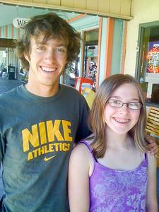 Drew and Nat