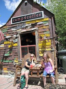 Coffee in Crested Butte