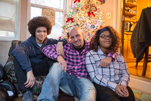 Rob & Kids Thanksgiving 2016