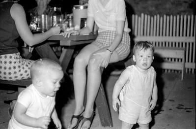 Betsy's Birthday at Cody's (15 Jul 1967)