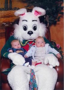 Matthew & Jack  Easter 2006
