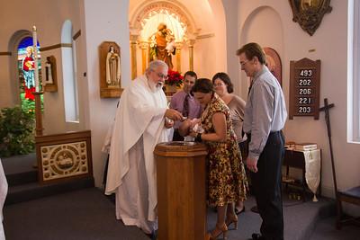 Grayson Baptism