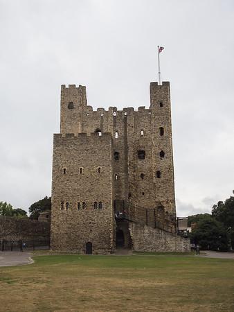 20160910 Rochester Castle