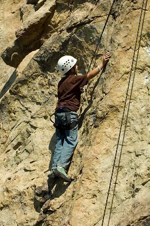 Rock Climbing - 2005