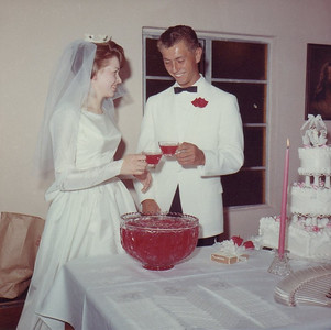 Roger and Nancy Wedding