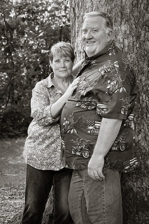 Roger and Sharon Proctor