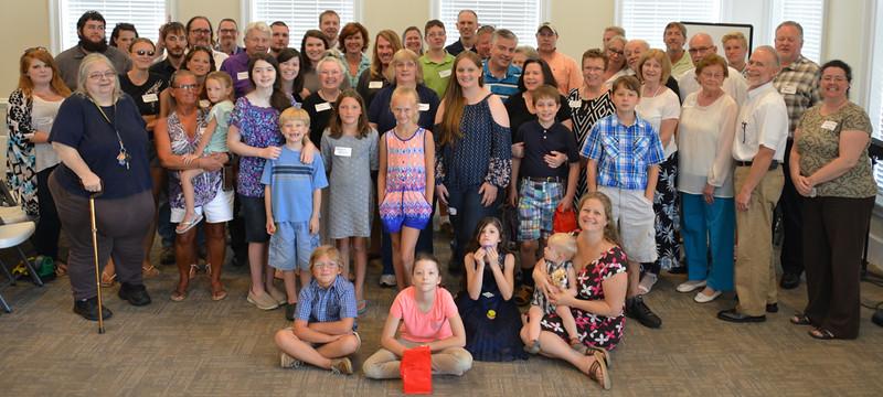 Rogers Reunion 2016