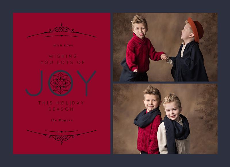JoyThisSeasonHolidayCard-5x7-Front