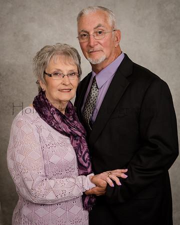 Ron & Brenda {50th Anniversary}