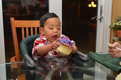 Ronan's 1st Birthday