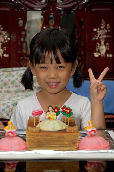 Julia's Birthday 20100103
