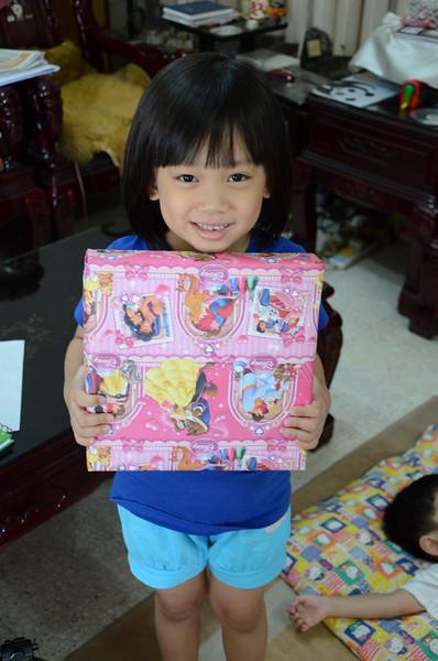 Julia's Birthday Celebration 20110102