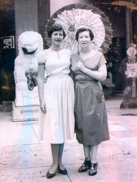 Janet & Lillian