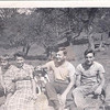 David Goldberg, Esther Goldberg, Max Goldberg and Norman Goldberg. Could be Woodridge, NY.