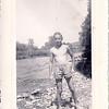 David Goldberg, in what looks like the Neversink River, Woodridge, NY