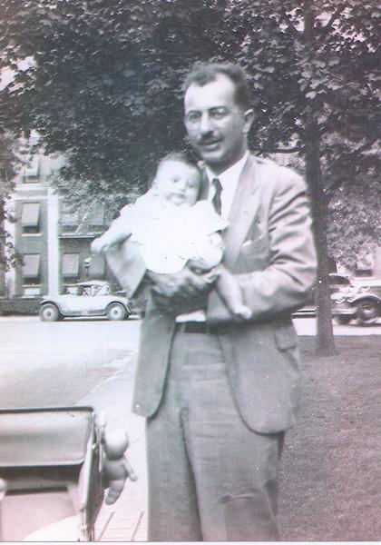 Louis Schumacher (father of Norma Spivak and Janet Schumacher Finell)
